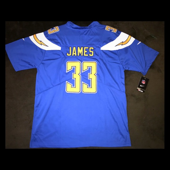 hot sale online fbe6b f3926 Chargers Jersey( Derwin James) NWT